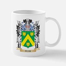 Feek Coat of Arms - Family Crest Mugs