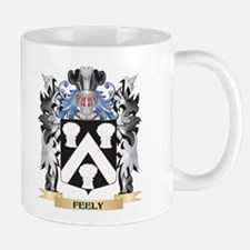 Feely Coat of Arms - Family Crest Mugs