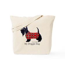 scottie doggie Tote Bag