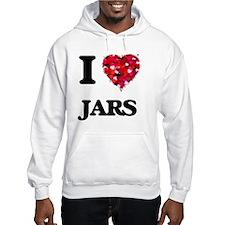 I Love Jars Hoodie