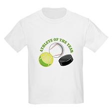 Athlete Of Year T-Shirt