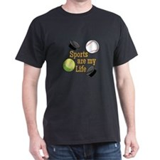 Sports Are Life T-Shirt