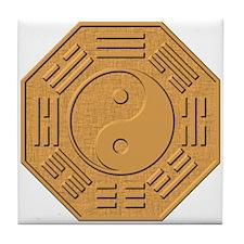Unique Ching Tile Coaster
