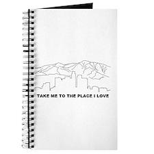 rhcp LA place i love Journal