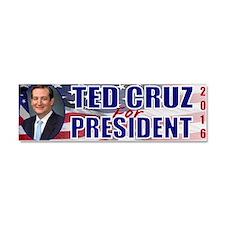 Ted Cruz for President Car Magnet 10 x 3