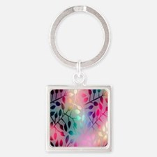 Leaf Rainbow Keychains