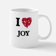I Love Joy Mugs