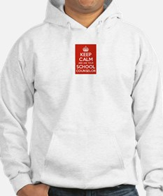 Keep Calm and Ask Your School Counselor Hoodie