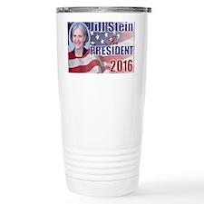 Unique Jill stein 2016 Travel Mug