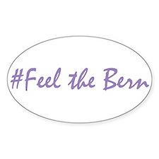 Feel the Bern Decal