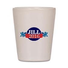 Jill Stein Shot Glass