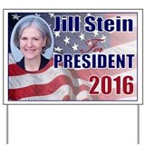 Jill stein for president Yard Signs