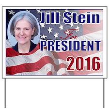 Jill Stein Yard Sign