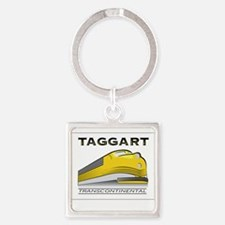 Cute Taggart Square Keychain