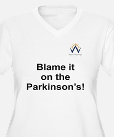Blame it on the P T-Shirt