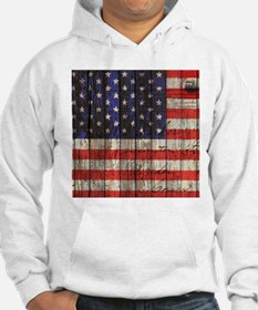 USA flag western country Hoodie