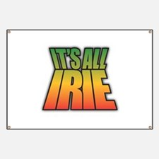 It's All IRIE Banner