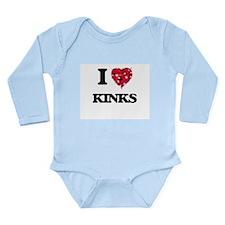 I Love Kinks Body Suit