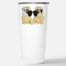 Pug Brides Travel Mug