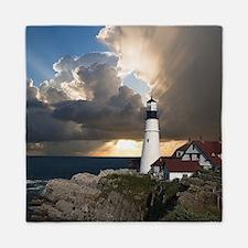 Lighthouse Lookout Queen Duvet
