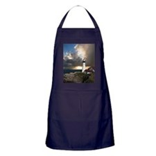 Lighthouse Lookout Apron (dark)