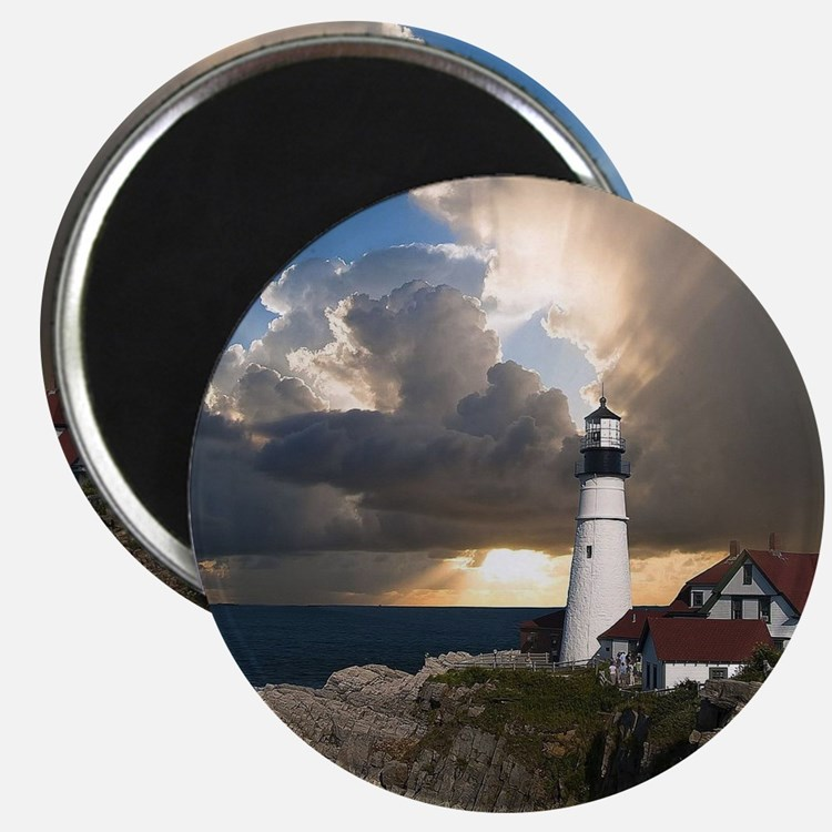 Lighthouse Lookout Magnet