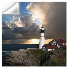 Lighthouse Lookout Wall Decal