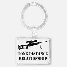 long distance Landscape Keychain