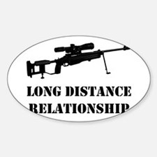 long distance Decal