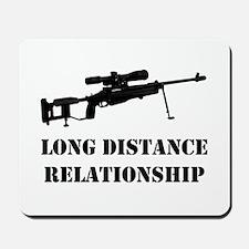 long distance Mousepad