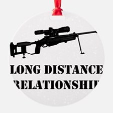 long distance Ornament