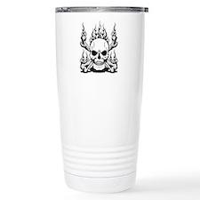 Cute Skulls Travel Mug