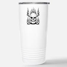 Unique Skulls Travel Mug