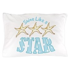 Shine Like Star Pillow Case