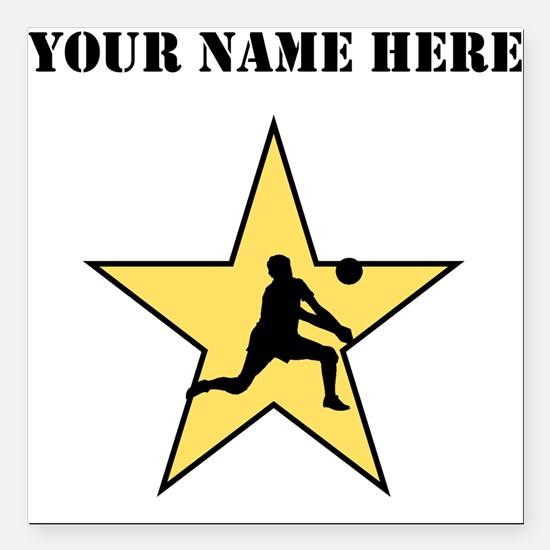 Customizable Volleyball Car Magnets Cafepress