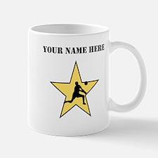 Volleyball Star (Custom) Mugs