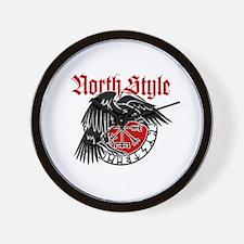 North Style Wall Clock