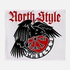 North Style Throw Blanket