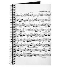 Flute Solo Journal