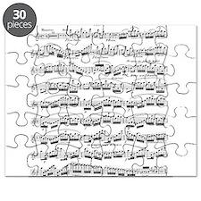 Flute Solo Puzzle