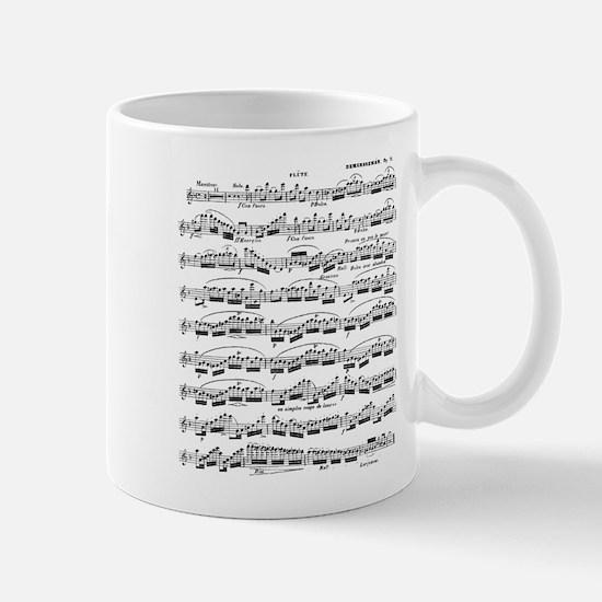 Flute Solo Mugs