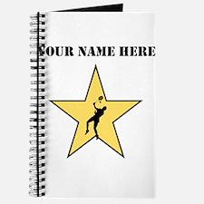 Badminton Star (Custom) Journal