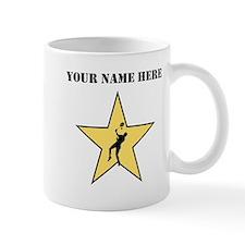 Badminton Star (Custom) Mugs