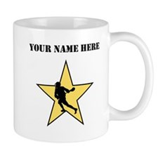 Lacrosse Star (Custom) Mugs