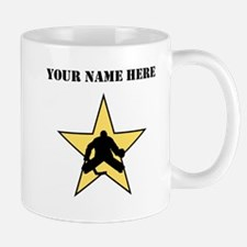 Hockey Star (Custom) Mugs
