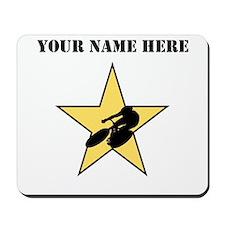 Cycling Star (Custom) Mousepad