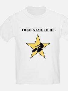 Cycling Star (Custom) T-Shirt