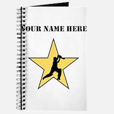 Cricket Star (Custom) Journal