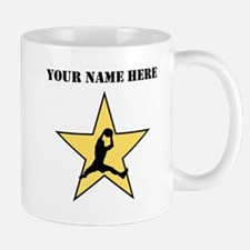 Basketball Star (Custom) Mugs