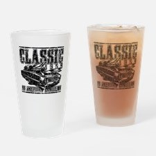 Classic 1959 Caddy Drinking Glass